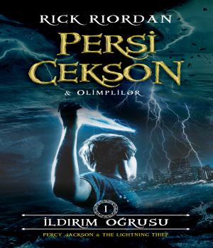 Persi Cekson və İldırım oğrusu - Rick Riordan