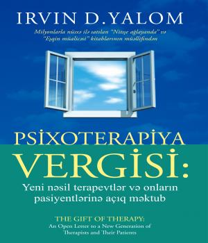 Psixoterapiya vergisi - İrvin Yalom