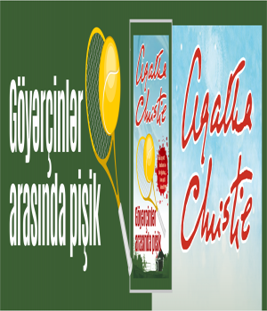 Göyərçinlər arasında pişik - Agatha Christie