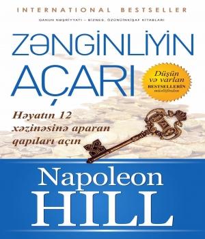 Zənginliyin açarı - Napoleon Hill