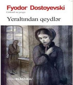 YERALTINDAN QEYDLƏR