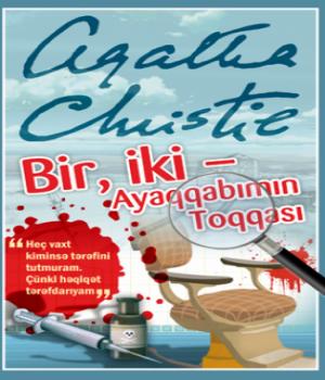 Bir, İki-Ayaqqabımın Toqqası – Agatha Christie