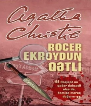 Rocer Ekroydun Qətli – Agatha Christie