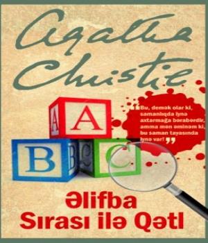 Əlifba Sırası ilə Qətl – Agatha Christie