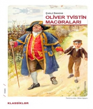 Oliver Tvistin Macəraları - Çarlz Dikkens