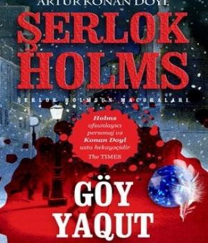 Göy Yaqut – Sherlock Holmes macəraları / Artur Konan Doyl