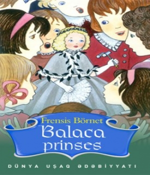 Balaca Prinses - Frensis Börnet