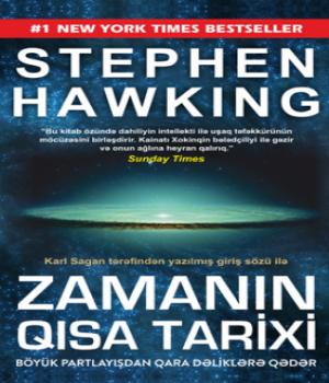 Zamanın Qısa Tarixi – Stephen Hawking