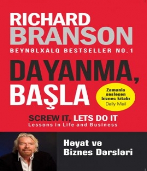 Dayanma, Başla! – Richard Branson
