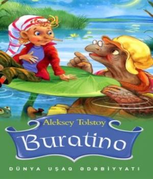 Buratino – Aleksey Tolstoy