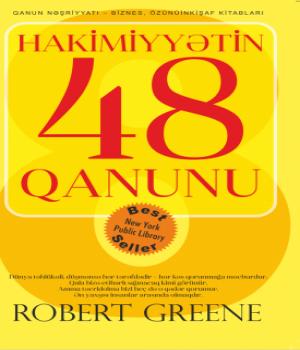 Hakimiyyətin 48 Qanunu – Robert Greene