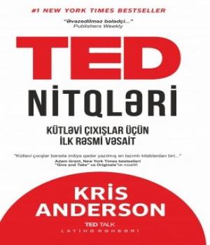 TED Nitqləri – Kris Anderson
