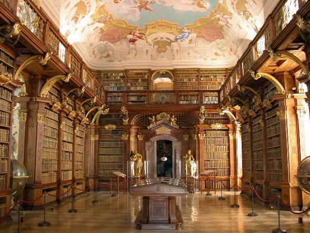 Dünyanın ən qədim, qeyri-adi kitabxanaları