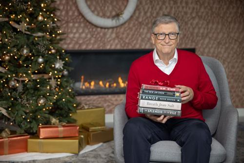 Bill Qeytsin 2020-ci ildə oxuduğu ən yaxşı 5 kitab